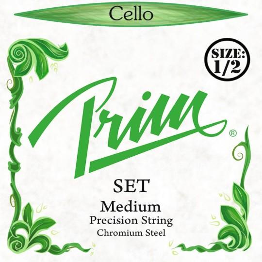Prim Precision 1/2 juego Violonchelo, medio