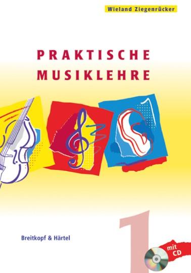 Wieland Ziegenrücker, Praktische Musiklehre 1 mit CD