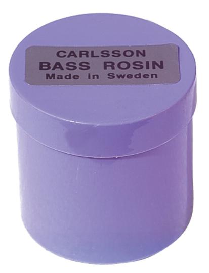 Carlsson resina para contrabajo