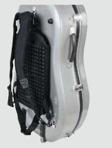 Rucksackvorrichtung für Cellokoffer