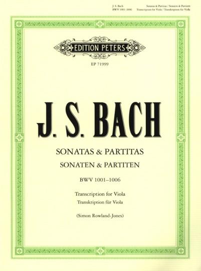 Bach, Sonaten & Pariten, BWV 1001-1006