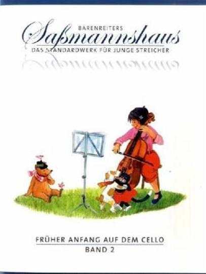 Sassmannshaus Cello Band 2