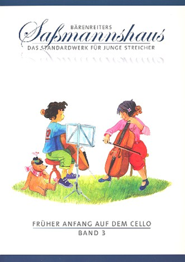 Sassmannshaus Cello Band 3