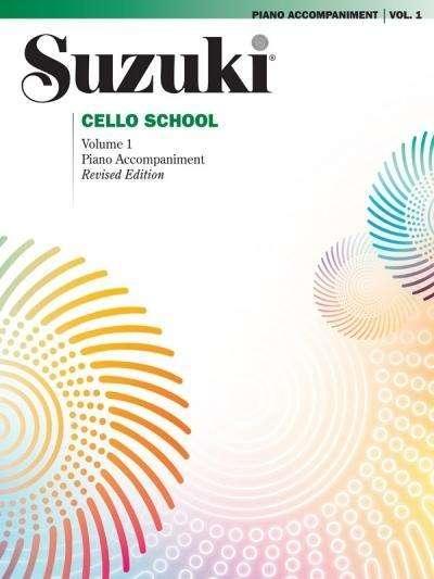 Suzuki Cello Schule Klavierbegleitung Band 1