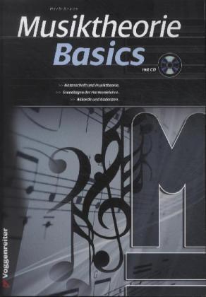 Musiktheorie Basics, m. Audio-CD