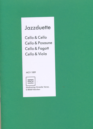 Jazzduette Band 1