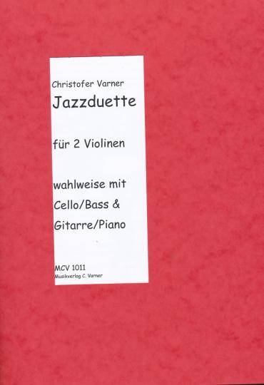 Violine, Christofer Varner, *1960, Jazzduette
