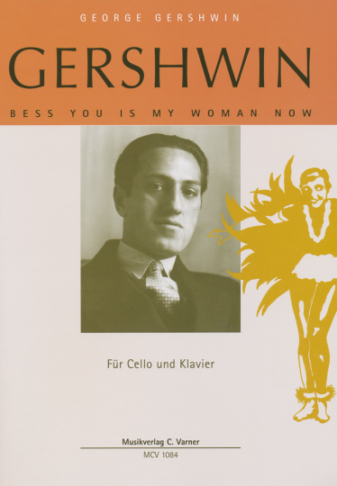 Noten- Gershwin, Bess you is my woman now für Cello u. Klavier