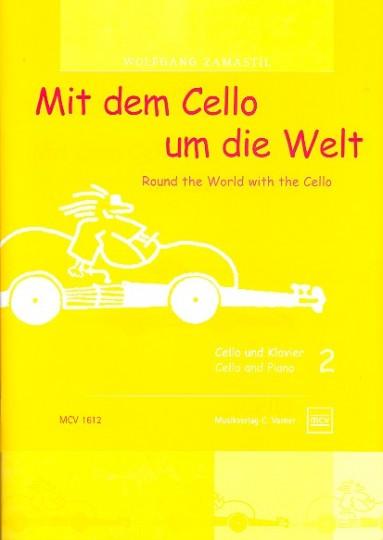 Mit dem Cello um die Welt, Heft 2
