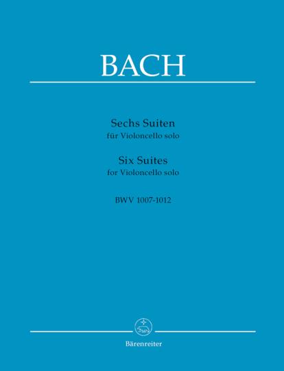 Bach, Sechs Suiten