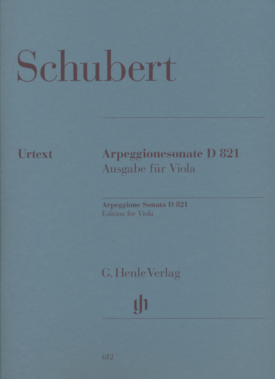 Schubert, Arpeggionesonate D 821