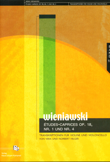 Hilger: Henri Wieniawski