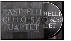 Rastrelli Cello Quartett VOL.5 1/2