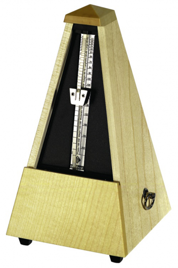 Wittner Metrónomo Pirámide, Arce natural