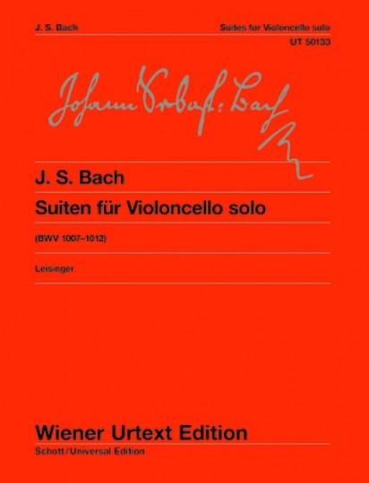 Johann Sebastian Bach - Cello Suiten