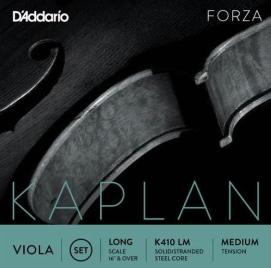 D' Addario Kaplan Viola G Saite Silber medium