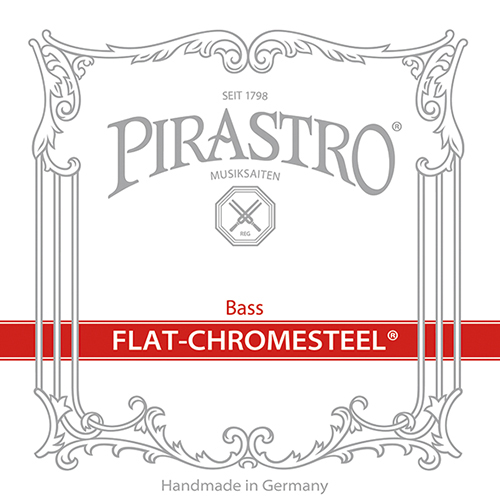 PIRASTRO Flat-Chromesteel Contrabajo