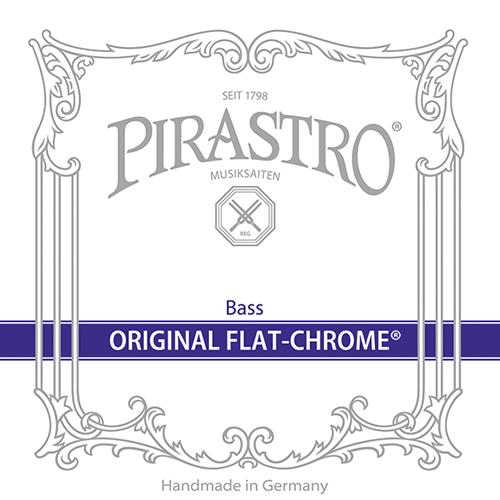 PIRASTRO Original Flat-Chrome Contrabajo h5