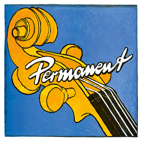 PIRASTRO Permanent Contrabajo Cuerda-Mi, medio