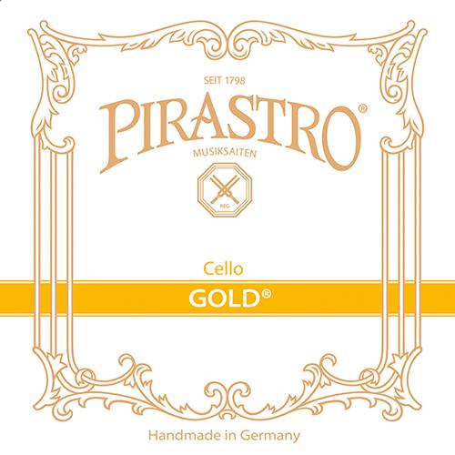PIRASTRO Gold para Viollonchelo cuerda C medium