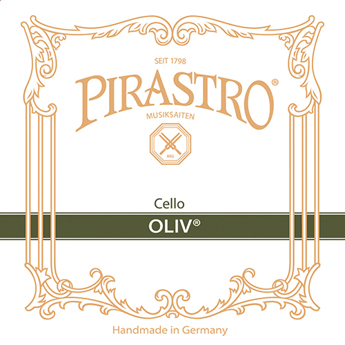 PIRASTRO Oliv Chelo Cuerda-La 22 1/2