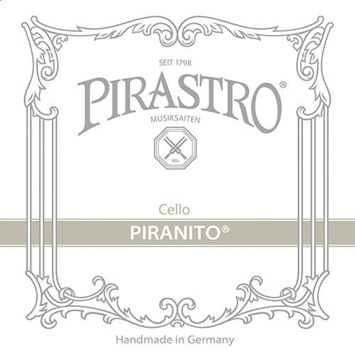 PIRASTRO Piranito Chelo Cuerda-La 4/4
