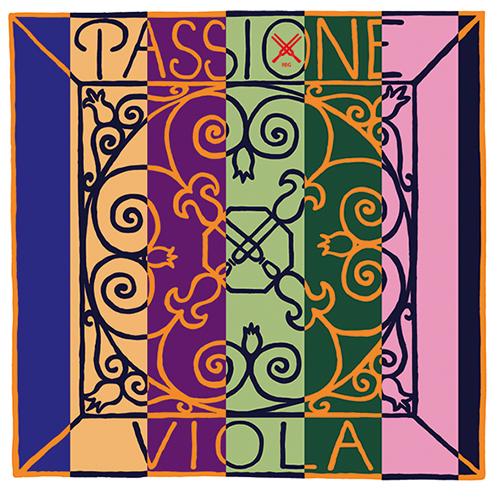 Pirastro PASSIONE juego para Viola