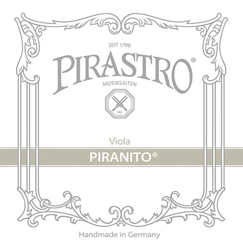 PIRASTRO Piranito Juego Viola 3/4-1/2
