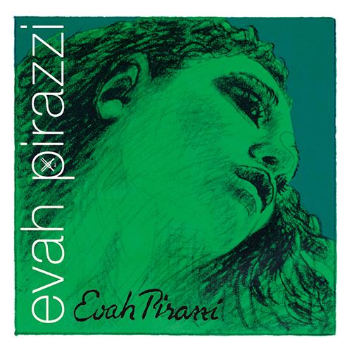 PIRASTRO Evah Pirazzi Violin Cuerda-Mi con Bola 3/4 - 1/2, medio