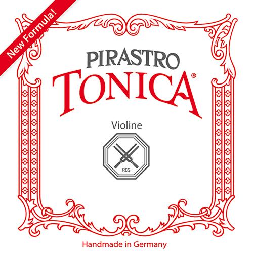 PIRASTRO Tonica Violín Cuerda-Re Plata