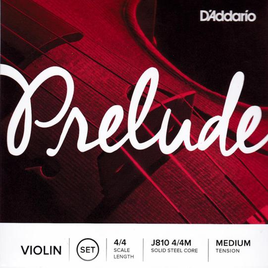 D´ Addario Preulde juego 4/4 Violín
