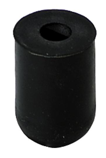 Tope de goma cilíndrico para Chelo