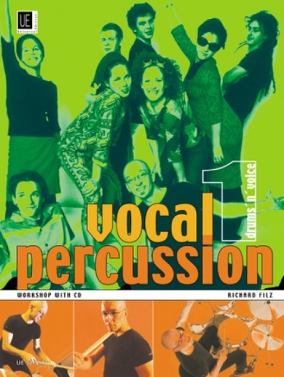 Vocal Percussion 1 - drums ´n´ voice mit CD